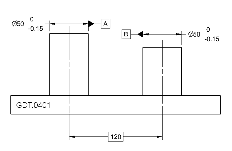 GDT.0401 - Datum precedence_dwg1_Front